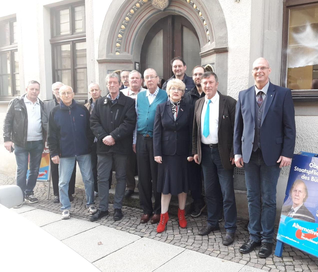 Bürgerbüro in Torgau erfolgreich eröffnet