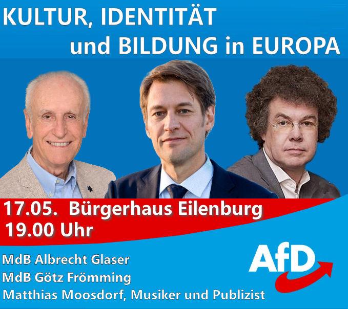 Kultur, Identität und Bildung in Europa