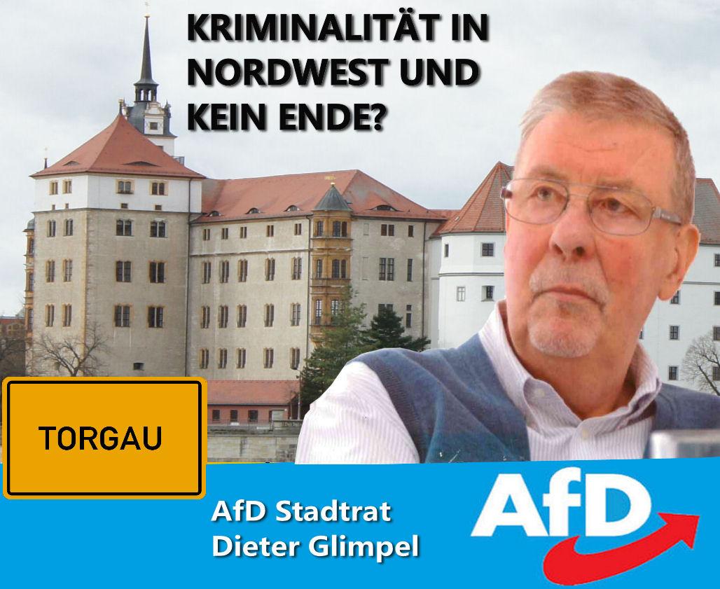 TORGAU: Kriminalität in Nordwest und kein Ende?