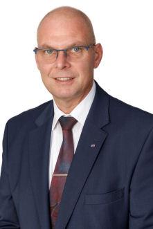 Renè Bochmann, Kreisvorsitzender zur Wahl des MP in Thüringen
