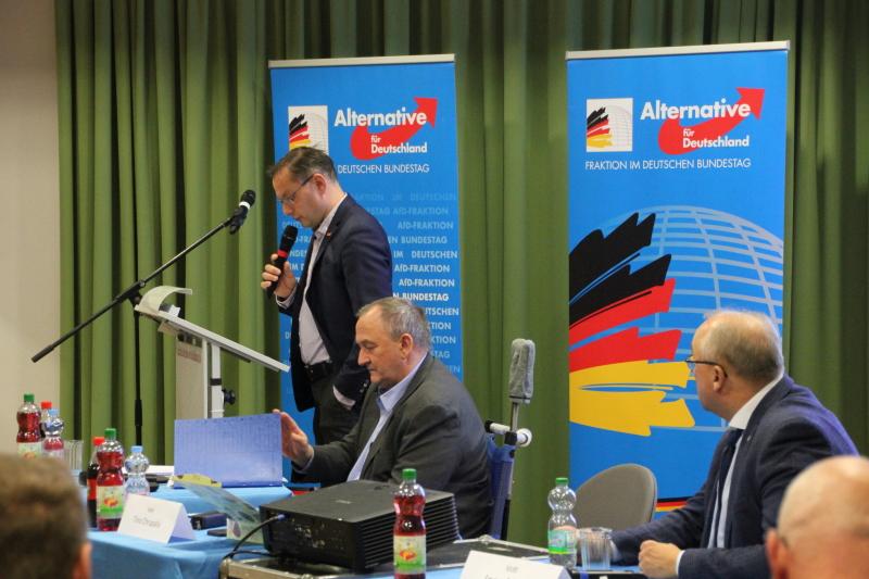 Rückblick auf die Veranstaltung am 19.10.2020 im Bürgerhaus Eilenburg
