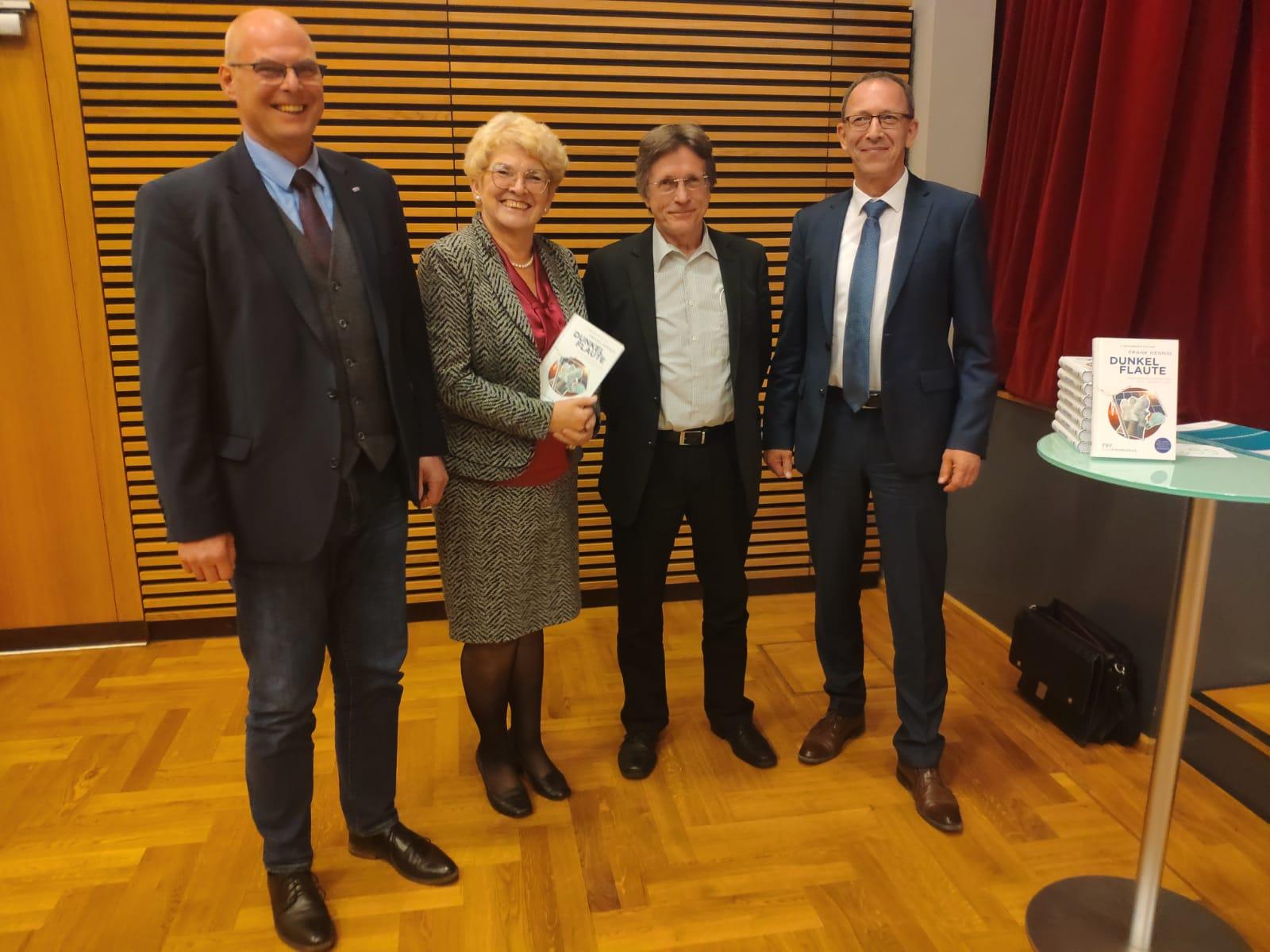 Die Sächsische AfD-Landtagsfraktion informierte über die Energiewende, im Bürgerhaus Eilenburg